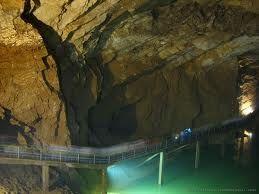 Новоафонська печера - справжня печера дракули