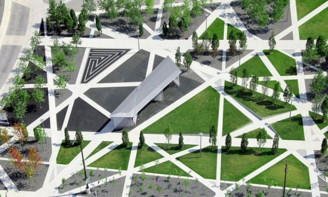 Сучасне студентське парк «scholars `green park»