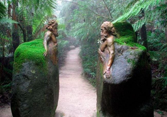 Дивні і незвичайні пам`ятки в австралії