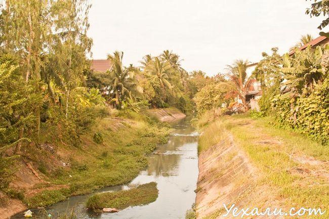 Річки у В`єнтьяні