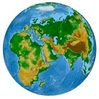 Країни світу, список за алфавітом