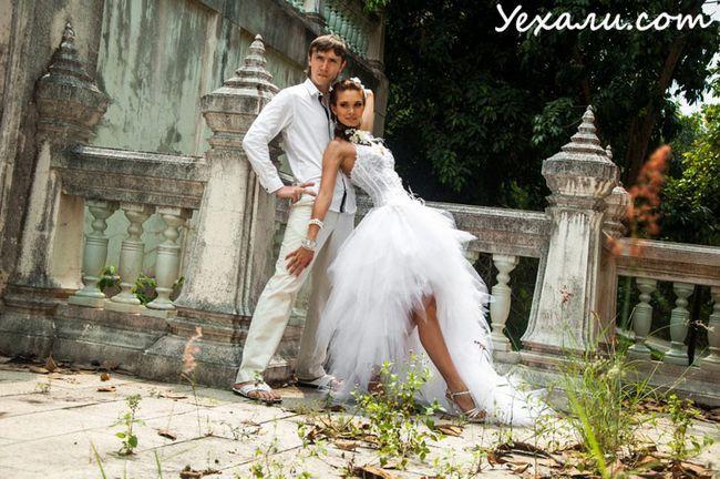 весілля в Паттайя