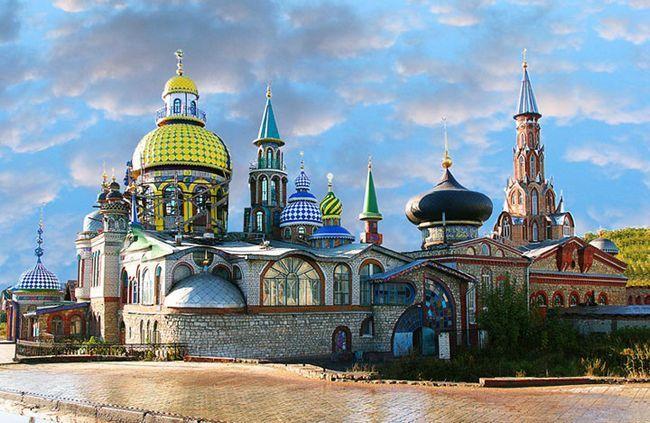 Храм усіх релігій