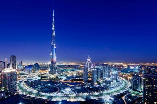 Топ 10 найвищих будівель світу