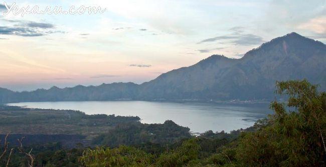 Пам`ятки Балі: вулкан Агунг