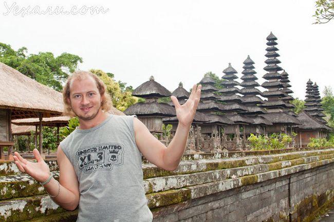 Пам`ятки Балі: храм Таман Аюн