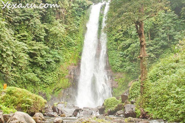 Пам`ятки острова Балі: водоспад Гітгіт