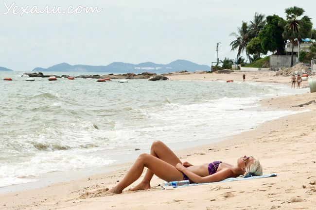 Топ-5 пляжів паттайї: фото та відгуки. Пляжі паттайя на мапі