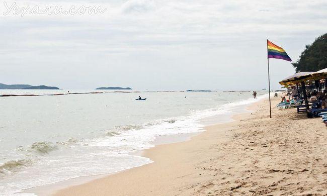 Кращі пляжі Паттайя