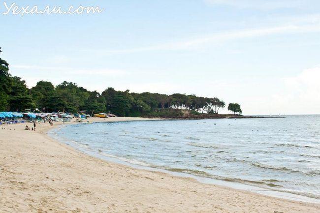 Пляжі Паттайя: Козі Біч
