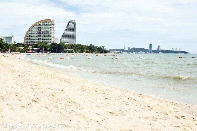 Пляжі Паттайя: Вонгамат