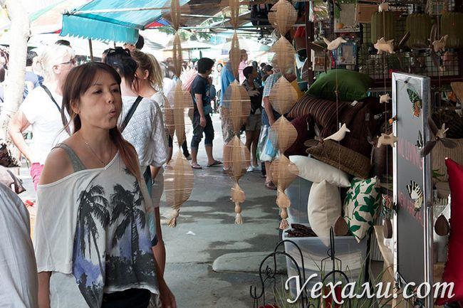 Ринок Чатучак в Бангкоку