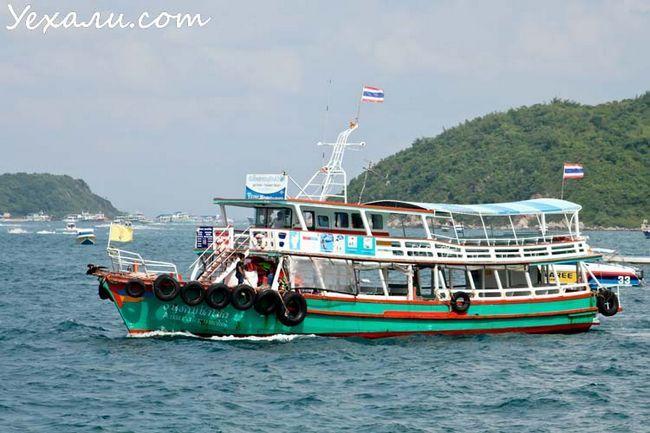 Таїланд замість Туреччини: море і сонце