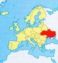 Україна на карті