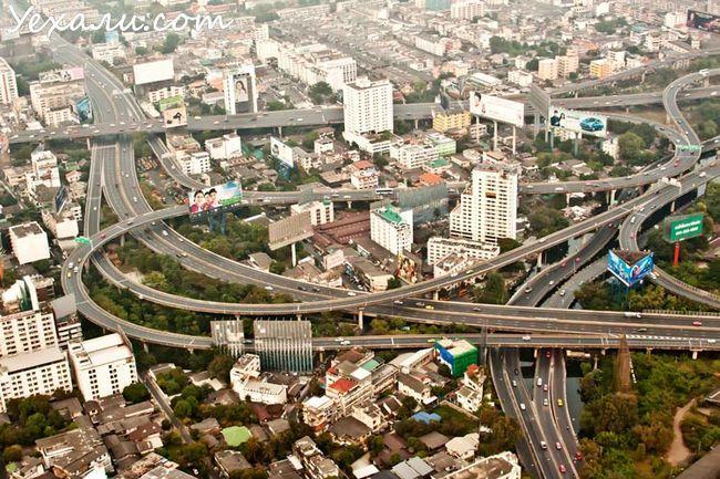 Дороги в Бангкоку