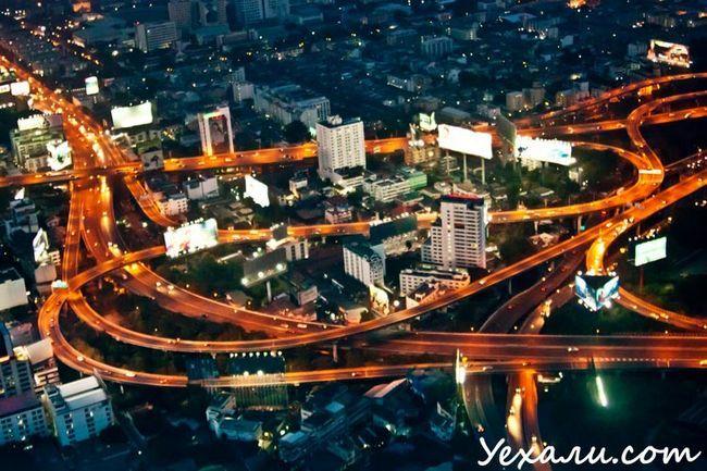 вечірній Бангкок