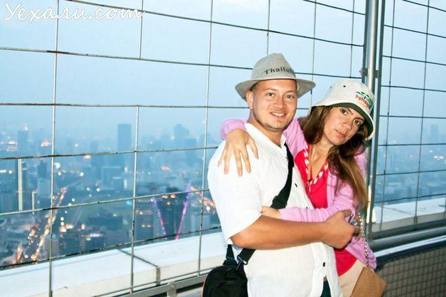 Bangkok Baiyoke Sky Hotel