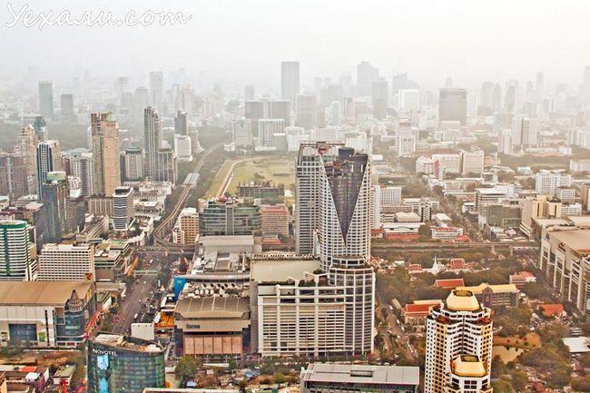 Фото хмарочосів Бангкока
