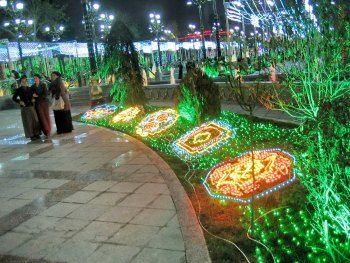 У туркменістані стартують новорічні урочистості