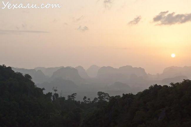 Кращі фото заходу: Таїланд, Крабі