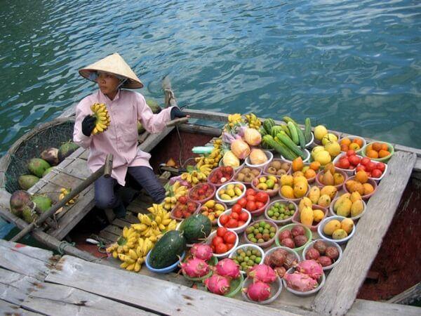 фрукти В`єтнаму