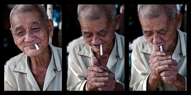 в`єтнамці курять