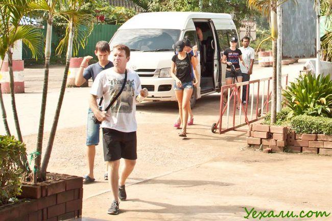 Віза-ран з Таїланду в Камбоджу