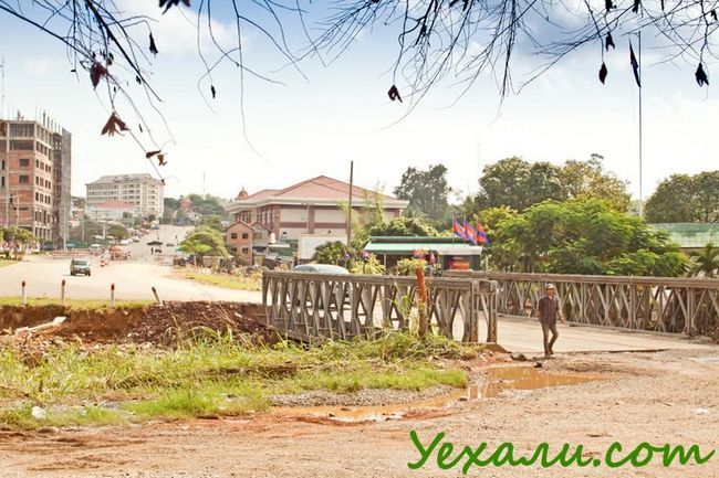 Тайсько-камбоджійська межа