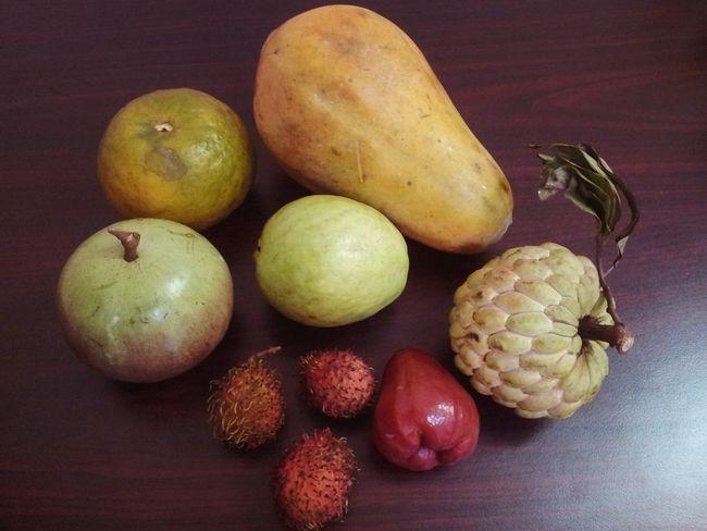 Тропічні фрукти В`єтнаму