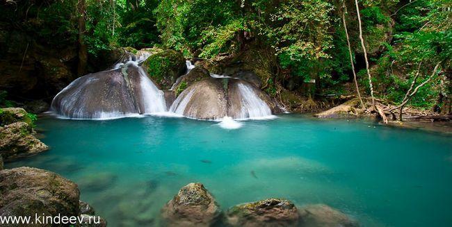 Найкрасивіші та цікаві водоспади таїланду