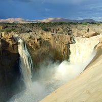Водоспади африки