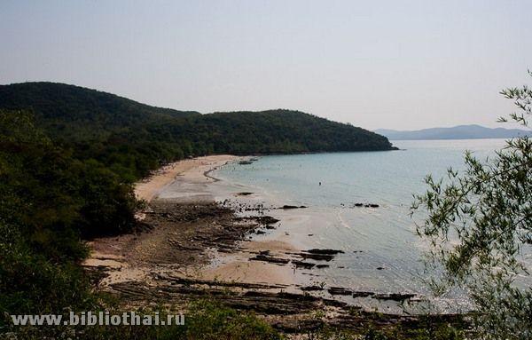 Військовий пляж в Паттайя