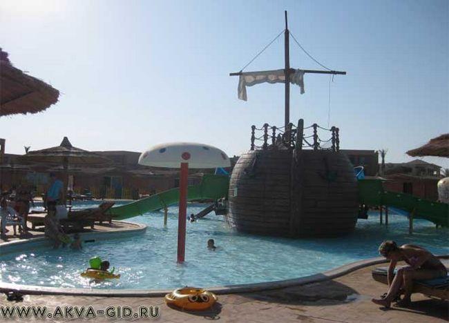 Аквапарк Альбатрос в Шарм-ель-Шейху