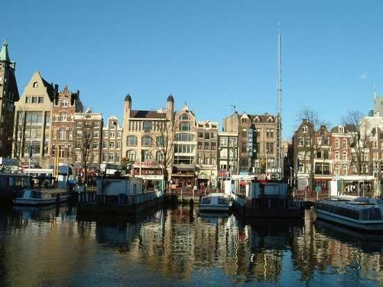 високорозвинені країни Нідерланди