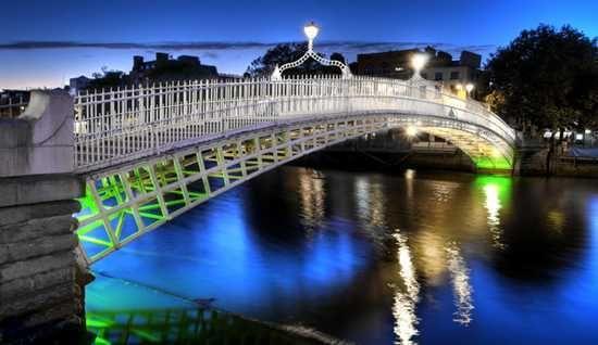 високорозвинені держави Ірландія