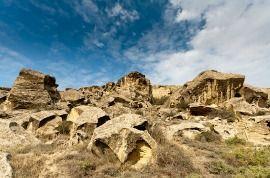 Заповідник гобустан в азербайджані