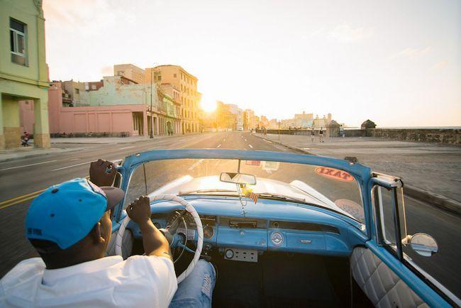 Застигла в часі: куба очима американського фотографа