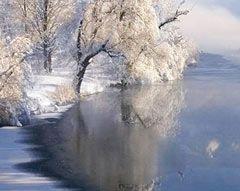 Фінляндія взимку