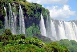 Знамениті водоспади ігуасу